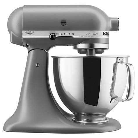 kitchenaid stand mixer tilt  qt ksmpsfg metal