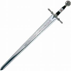 Silver Knights of Heaven Sword - SG279 from Dark Knight ...