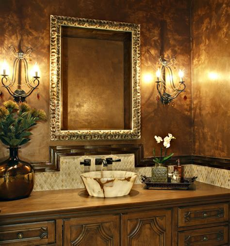 ideas for small guest bathrooms ideas for a bold and beautiful powder room