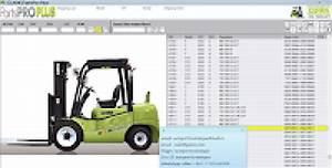 Clark Forklift Parts Pro  09 2018  Parts Catalog  U0026 Service