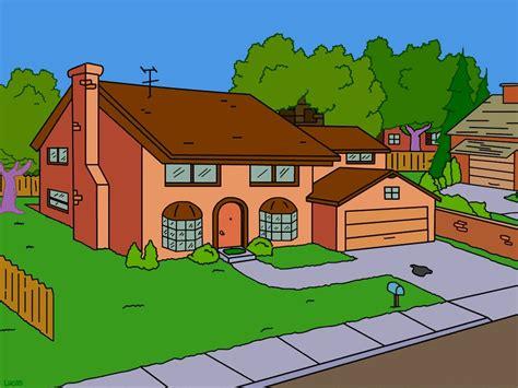 Casa Homer by Rroba Libre Biblioteca De Imagenes Para Scratch