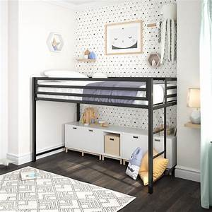 Metal Bunk Bed Assembly Instructions