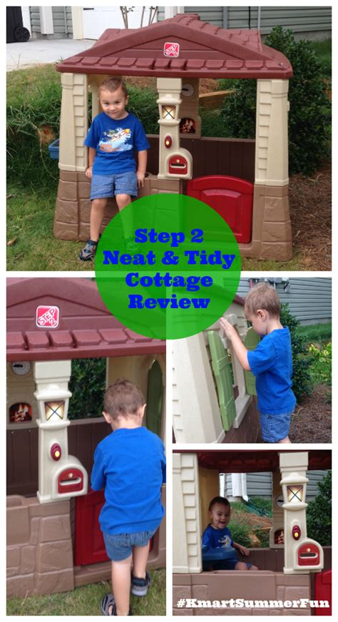 step 2 neat and tidy cottage get outside this summer kmartsummerfun ad serendipity