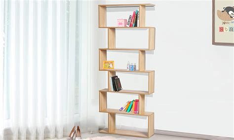 S Shaped Bookcase by Six Shelf S Shaped Bookcase From Aed 719 A To Z Furniture
