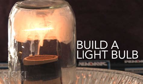 Light A by Build A Light Bulb Sick Science 079 Science