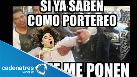 Meme Ochoa - los memes de memo ochoa mundial 2014 memo ochoa memes global 2014 youtube