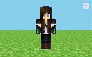 Girl Archer Minecraft Skin
