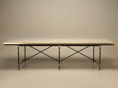industrial looking dining room tables industrial style dining table for sale at 1stdibs