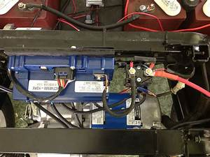 Golf Cart Electric Motors