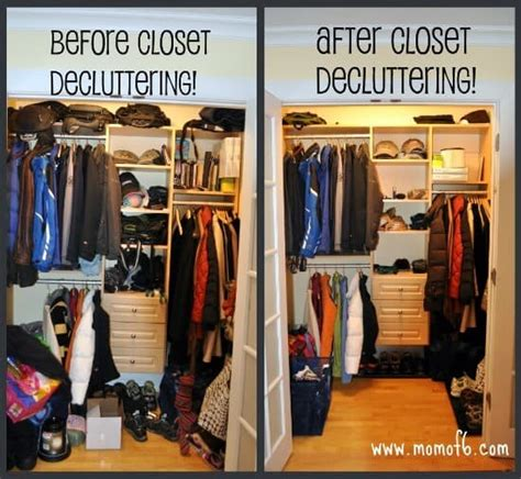 Clean The Closet by How To Clean Out Your Closet Momof6