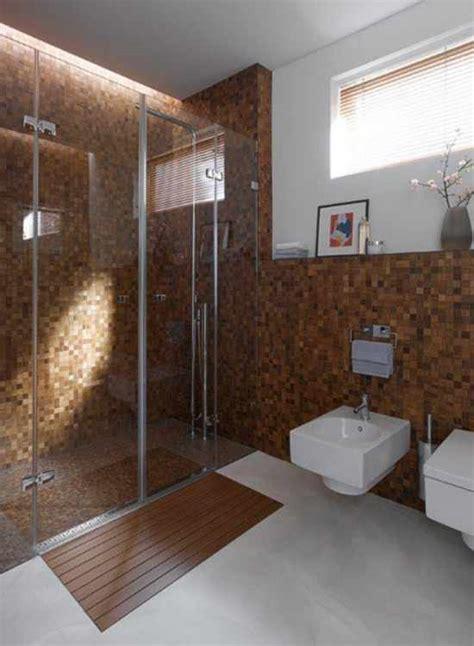 Badezimmer Fliesen Kanten by Holz Mosaik Fliesen Holzmosaik