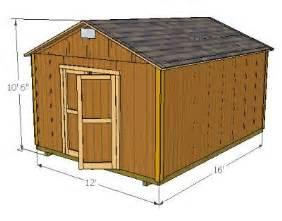 187 10 x 16 storage shed plans pdf build a potting shed