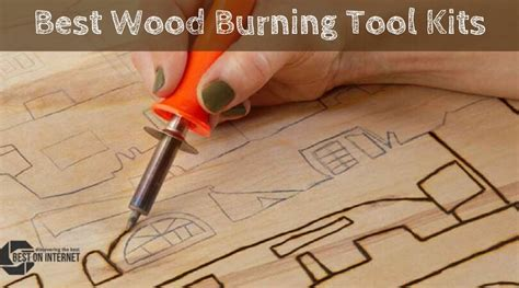 Best Wood Burning Tool Kits For Beginners