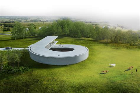 meubelen b park bjarke ingels reveals a villa designed for a
