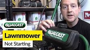 How To Fix A Petrol Lawnmower That Won U0026 39 T Start