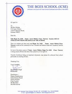 Remendation Letter For Nursery  Admission Cover Letter