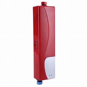 Chauffe Eau Electrique Instantané : 220v 3kw electrique sans r servoir chauffe eau instantan ~ Dailycaller-alerts.com Idées de Décoration
