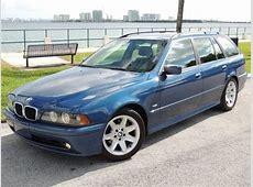 2002 BMW 525i Touring German Cars For Sale Blog