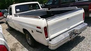 1975 Ford F100 Parts Truck Explorer