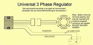 Bosch Universal Alternator Wiring Diagram