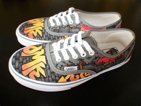 hand painted custom vegan shoes  tony price tonyxpricecom
