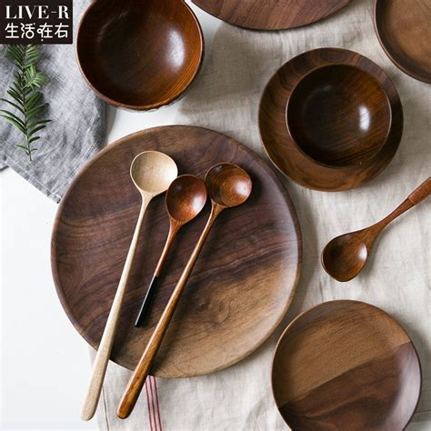buy wholesale wood plates from china wood plates wholesalers aliexpress
