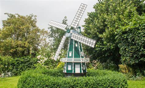 Holländerwindmühle  Bauanleitungen & Baupläne Selbstde