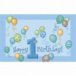 1 An Anniversaire : kit de d coration chaise haute premier anniversaire b b gar on ~ Farleysfitness.com Idées de Décoration