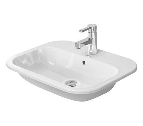 duravit happy d2 pedestal sink duravit happy d2 600 x 460mm countertop vanity basin