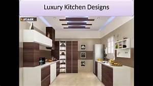 Modular Kitchen Decorating Ideas - Kitchen Cabinet Designs