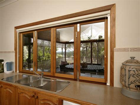 timber bi fold windows airlite sydney