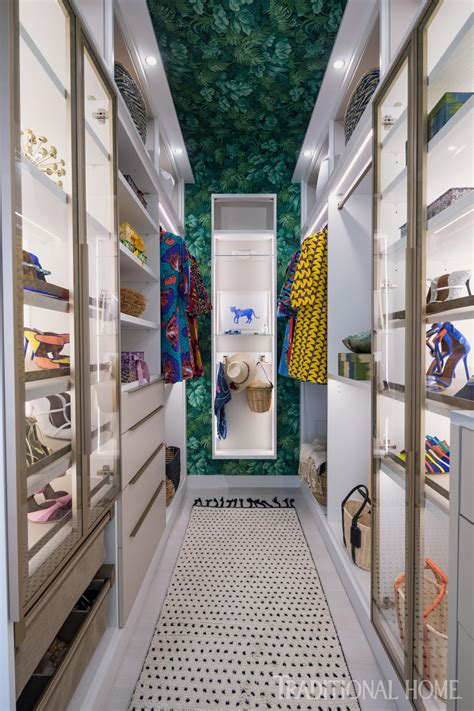 Diary Mad Renovator Closets by 7 Walk In Closets That Wow Traditional Home