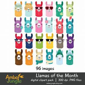 55 Lovely Llama Crafts Printables SVG39s DIY39s Food And