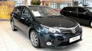 2014 New Toyota Avensis Executive Combi