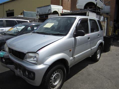 » Daihatsu Terios Ii 1.3i -m- Silver. Daihatsu Terios