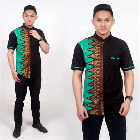 baju koko mix batik