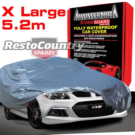 autotecnica stormguard car cover hsv clubsport vn vf full