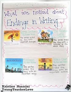 Writing Narrative Endings - Young Teacher Love