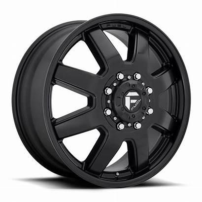 Maverick Dually D436 Fuel Wheels Matte Wheel