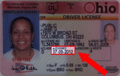 drivers license expiration date arizona