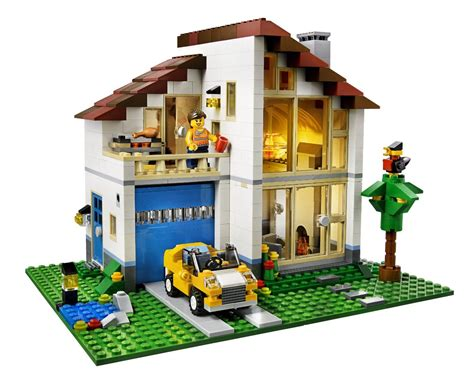 Lego House - lego creator 3 in 1 home playsets are awesome lego house