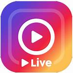 Instagram App Play Streaming Icon Google Pro