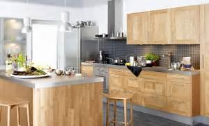 Modern oak kitchen: outstanding examples to enjoy ideas