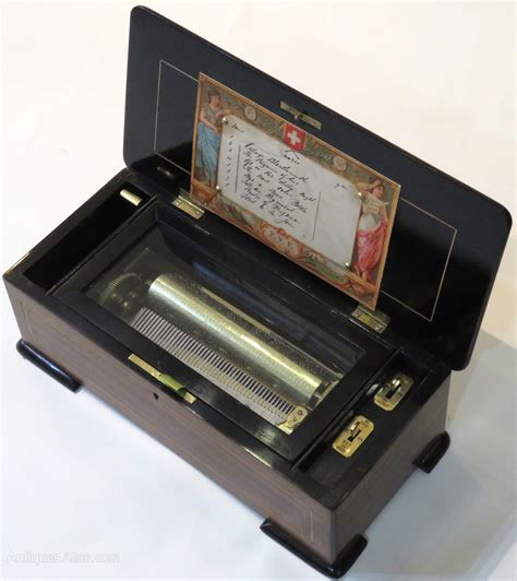 Find great deals on ebay for antique cylinder music box. Antiques Atlas - PVF Cylinder Musical Box
