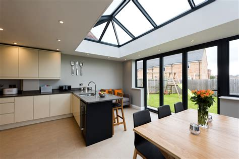 kitchen extension design ideas how to design plan your kitchen extension real 4745