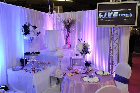 decoration stand mariage wedding decoration stand salon du mariage