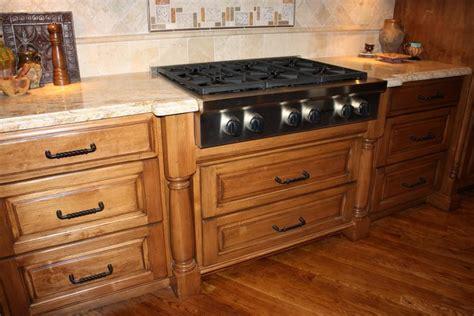 drop  range  kitchen