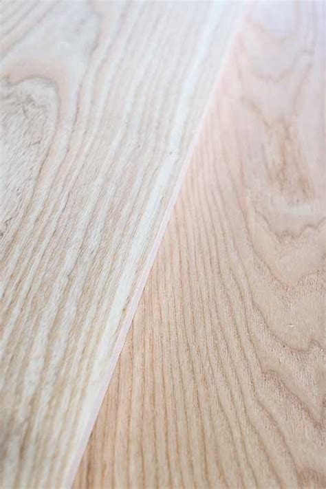 white ash lumber fas grade cherokee wood products