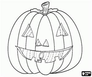 Ausmalbilder Halloween Malvorlagen 2