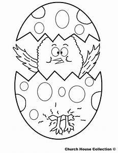 Early play templates easter chick images for Easter picture templates